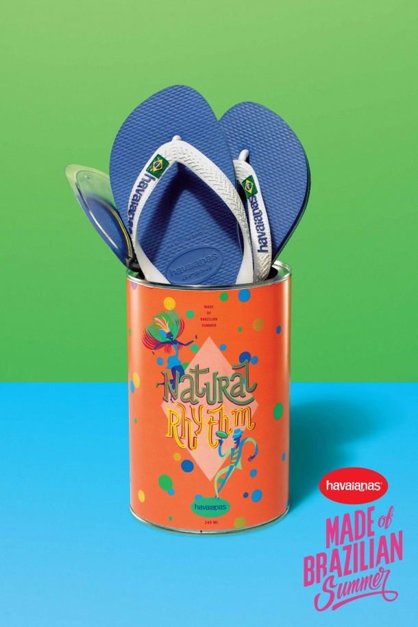 how havaianas became a global brand Many brazilian brands have global reputation and are in a process of that compets with the giant brand havaianas a sandal that soon became a fashion icon.