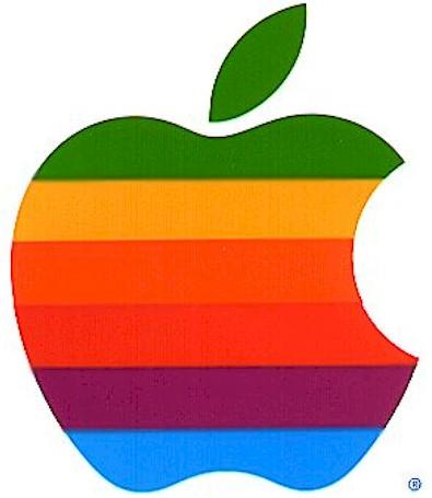 """Логотип Apple -""""яблоко Адама"""""""