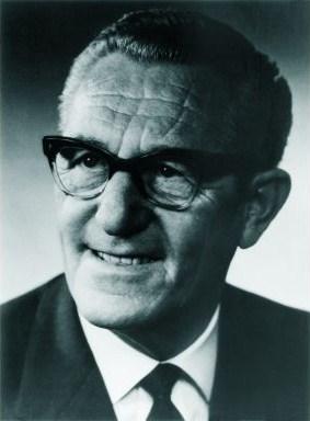 Рудольф Дасслер(Rudolf Dassler) - основатель компании Puma