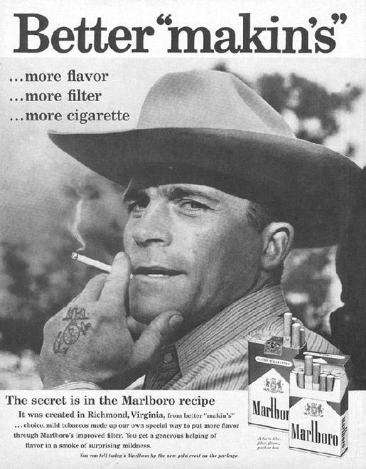 Marlboro плакат