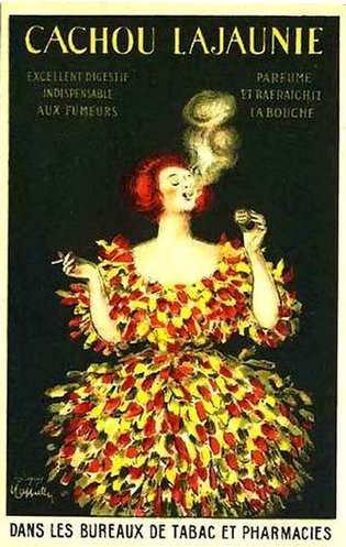 Леонетто Каппьелло, реклама сигарет