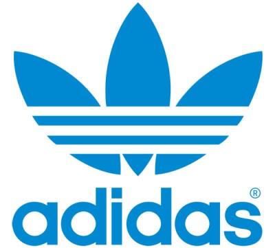 Официальные логотипы компании Adidas