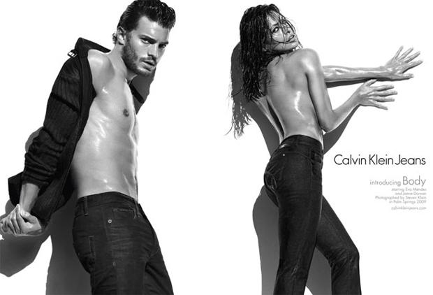 Эротические рекламы джинс фото 445-450