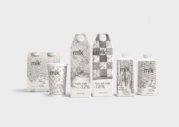 Брендинговое агенство Depot WPF - Серебро за упаковку mlk