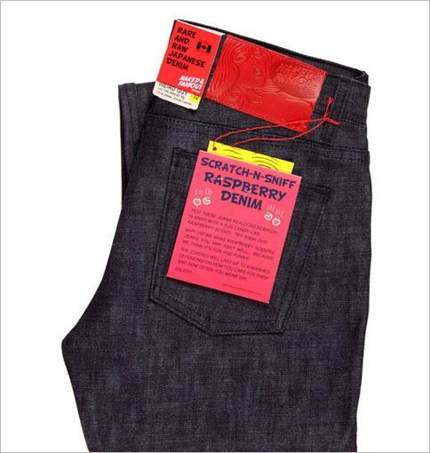джинсы с запахом - джинсы с запахом