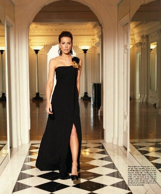Кейт Бекинсейл (Kate Beckinsale) в новой фотосессии Джона Руссо (John Russo)