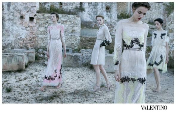 бренд Valentino - коллекция 2012