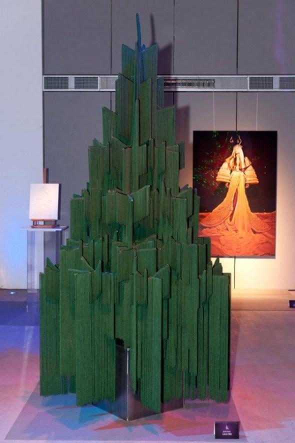 Дизайнерские елки 2011