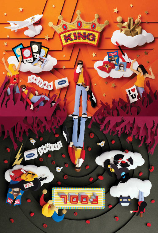креативная реклама салфеток Kleenex - Рекламное агентство JWT Лондон
