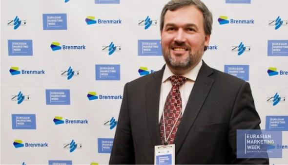 партнер Томаса Гэда в России - Сергей Митрофанов - конференция EMW-2011