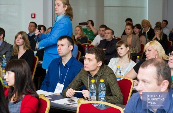 Сергей Балакирев , директор РА «AMG», член «Гильдии Маркетологов» - конференция EMW-2011