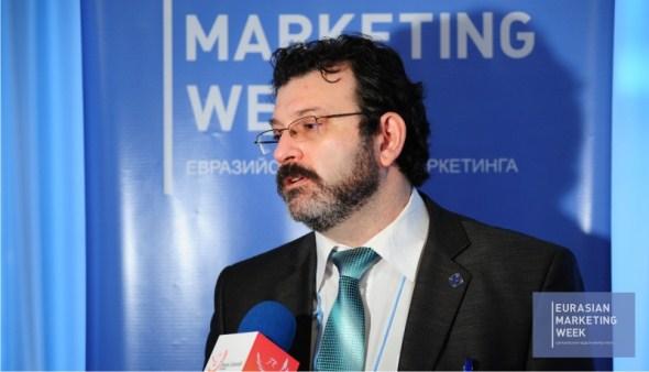 президент «Гильдии Маркетологов» Игорь Березин - конференция EMW-2011