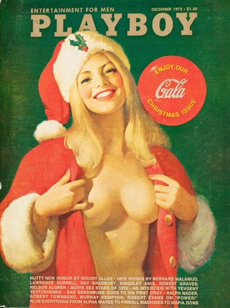 Хаддон Сандблом cover версия рекламного плаката Coca-cola