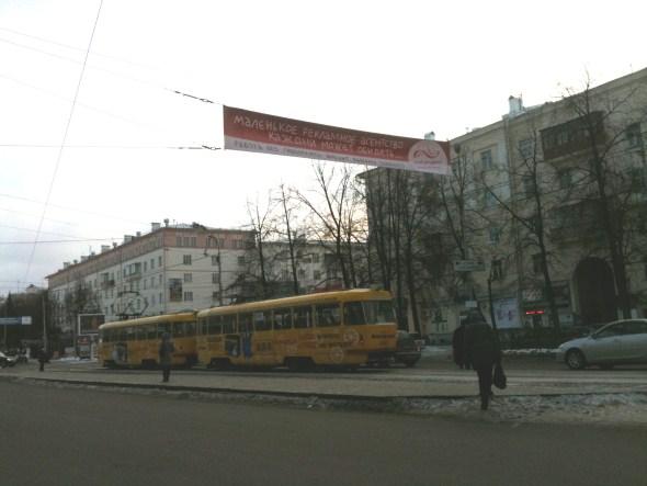"""Очень странная кампания со слоганом """"Маленькое рекламное агентство каждый может обидеть""""."""