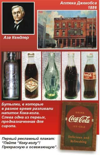 Coca-Cola рекламный плакат, принты, аптекарь Аза Кендлер