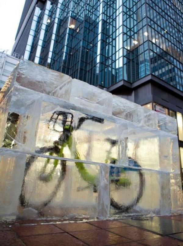 Как прорекламировать велосипедный сезон?