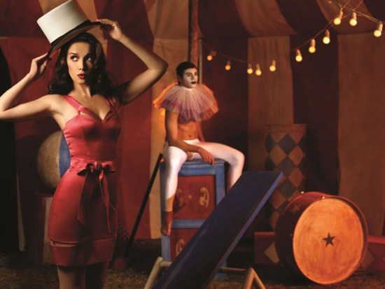 Наталья Орейро в модной фотосессии