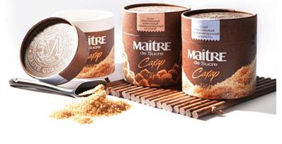 Сахарная упаковка премиум класса Maitre de Sucre