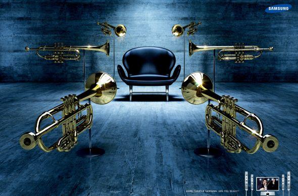 Samsung: Trumpets