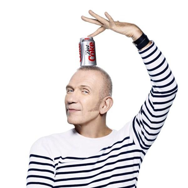 Жан Поль Готье – новый дизайнер Diet Coke