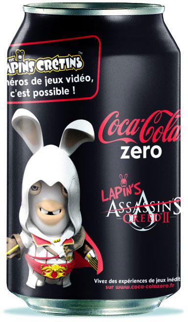 Бешенный кролик Rayman в стиле Assassin's Creed