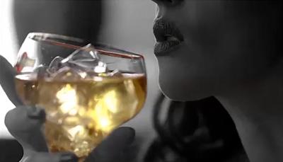 Моника Беллуччи в рекламе Martini Gold