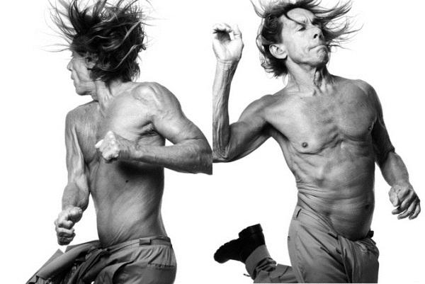 Игги Поп в рекламе Dior