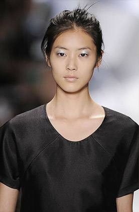 Liu Wen fashion-model