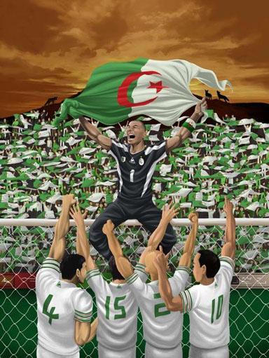 придумал плакат россии по футболу поняли