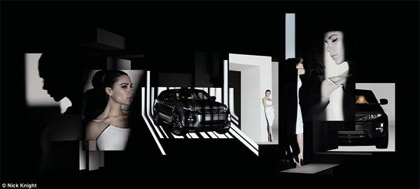 Стильный дизайн Range Rover от Виктории Бэкхэм