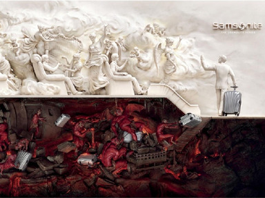 Гран-При Канских львов 2011 за кампанию «Heaven and Hell» («Небеса и ад») для компании Samsonite