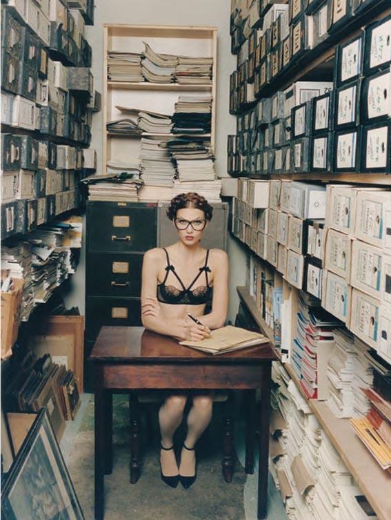 Эротические фантазии на тему библиотеки